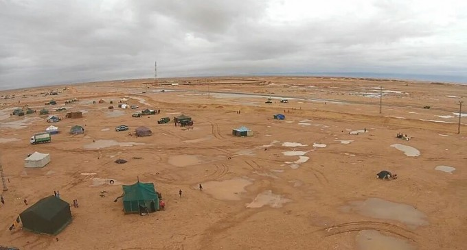 Emiratos Árabes «cultiva» nubes para combatir la sequía<br><span style='color:#006EAF;font-size:12px;'>SEQUÍA EXTREMA EN ESPAÑA Y LLUVIAS EN ARABIA ¿NOS ESTÁN ROBANDO LA LLUVIA?</span>