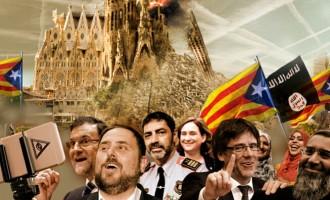 """Yihadista que planeó atentar en Barcelona en 2015: """"Fue un montaje para lograr la independencia""""<br><span style='color:#006EAF;font-size:12px;'>CONFIRMACIÓN DEL VÍNCULO ENTRE YIHADISMO, SEPARATISMO Y LAS CLOACAS DEL ESTADO</span>"""