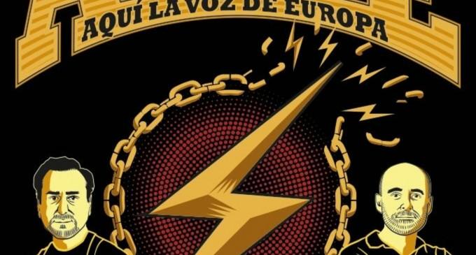 La lucha de clases del siglo XXI<br><span style='color:#006EAF;font-size:12px;'>RADIO AQUÍ LA VOZ DE EUROPA</span>