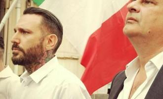 Salvaje ataque ultraizquierdista a delegado provincial y miembro de la mesa nacional del partido italiano Forza Nuova<br><span style='color:#006EAF;font-size:12px;'>CRÓNICA Y OPINIÓN DE DANIEL BIAVASCHI</span>
