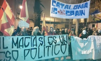 Raúl Maciá ¡¡¡Libertad!!!<br><span style='color:#006EAF;font-size:12px;'>Encarcelado por defender a España en Cataluña</span>