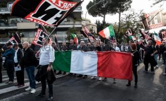 Italia: se dispara el voto para la &#8220;extrema derecha&#8221; en las elecciones<br><span style='color:#006EAF;font-size:12px;'>Tanto para la Liga Norte como para los grupos fascistas</span>