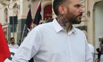 Militante de Forza Nuova atado y golpeado en la calle<br><span style='color:#006EAF;font-size:12px;'>NUEVA AGRESIÓN DE LA EXTREMA IZQUIERDA</span>