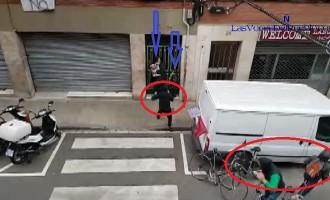 """Marido de la mujer golpeada por antifascistas en Barcelona: """"Temí que la mataran""""<br><span style='color:#006EAF;font-size:12px;'>LA CALLE JAPÓN NO SE RINDE</span>"""