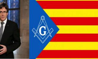 El Tribunal Supremo tiene pruebas que demuestran el apoyo dado por la masonería al separatista Puigdemont<br><span style='color:#006EAF;font-size:12px;'>LA CONSPIRACIÓN MASÓNICA CONTRA ESPAÑA</span>