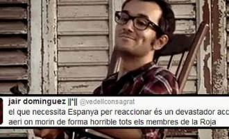 """Colaborador estrella de TV3: """"Habrá muertos porque la república no se construye con lacitos""""<br><span style='color:#006EAF;font-size:12px;'>TV3 DEBE SER CERRADA, Y LAS AUTONOMÍAS, ELIMINADAS</span>"""