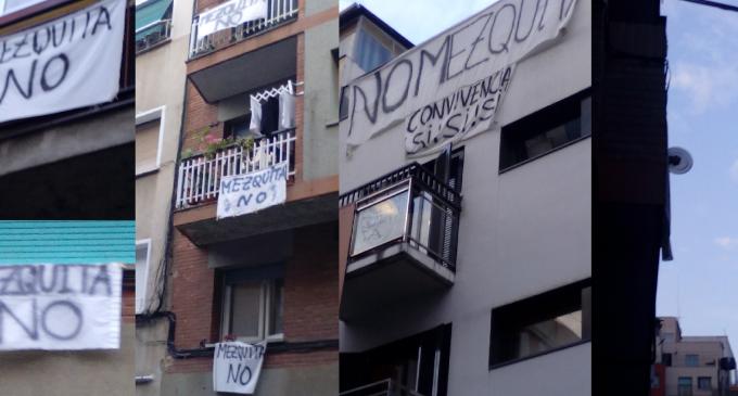 DN ante la persecución que sufren sus militantes en Barcelona<br><span style='color:#006EAF;font-size:12px;'>POR OPONERSE A LA ISLAMIZACIÓN DE CATALUÑA Y ESPAÑA</span>