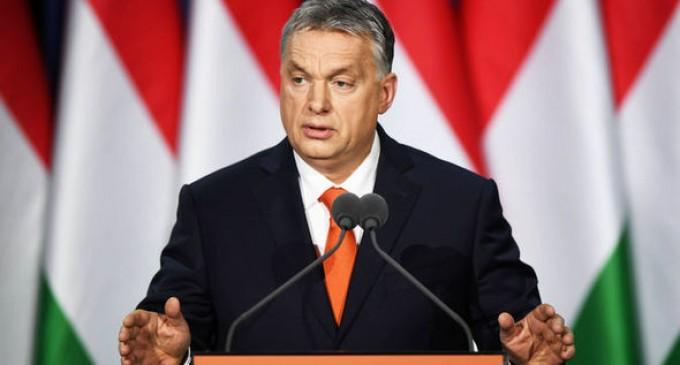 Primer Ministro de Hungría: necesitamos más niños y no inmigrantes<br><span style='color:#006EAF;font-size:12px;'>SALVEMOS EUROPA</span>