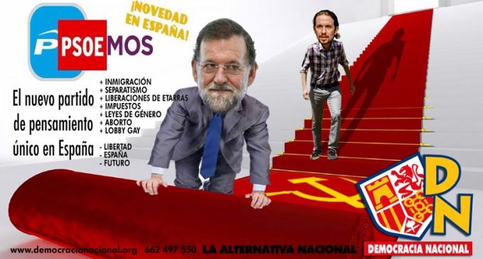 PP y Ciudadanos apoyan ley que impone enseñanza de la Memoria Histórica en Baleares<br><span style='color:#006EAF;font-size:12px;'>LA FALSA DISPUTA ENTRE PARTIDOS DEL RÉGIMEN'78. SÓLO BUSCAN DIVIDIR A LOS ESPAÑOLES</span>
