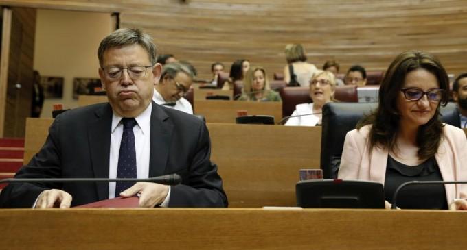 """Ximo Puig y Mónica Oltra defienden un Estado Federal que reconozca la """"plurinacionalidad""""<br><span style='color:#006EAF;font-size:12px;'>BALCANIZANDO ESPAÑA A TRAVÉS DE UN PROYECTO"""
