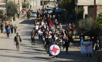 Expansión del Partido Nacional Socialista Sirio (SSNP)<br><span style='color:#006EAF;font-size:12px;'>EL NACIONALISMO SIRIO SE SIGUE FORTALECIENDO</span>