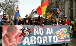Miles de personas marchan por la vida en Madrid.<br><span style='color:#006EAF;font-size:12px;'>DN Madrid se suma a la causa pro-vida.</span>