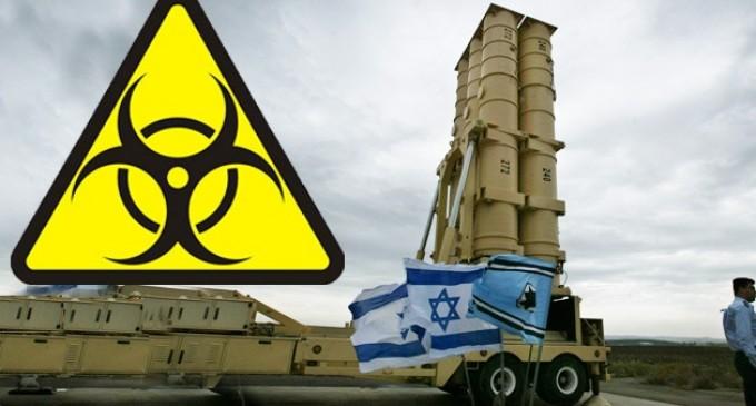 Las armas secretas químicas, biológicas y nucleares de Israel<br><span style='color:#006EAF;font-size:12px;'>¿QUIÉN TIENE ARMAS QUÍMICAS EN ORIENTE MEDIO?</span>