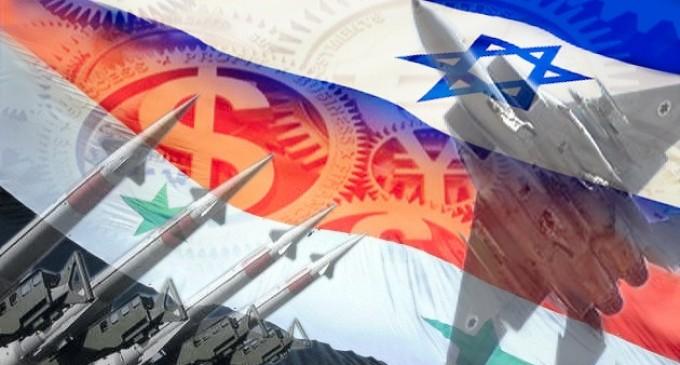 Israel bombardea Siria matando a 48 soldados<br><span style='color:#006EAF;font-size:12px;'>NUEVA AGRESIÓN SIONISTA: DECENAS DE MUERTOS</span>