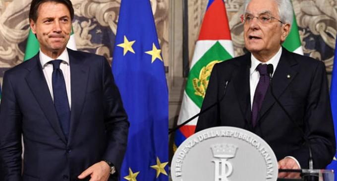 Golpe de Estado encubierto en Italia<br><span style='color:#006EAF;font-size:12px;'>LA UE VUELVE A SACAR SU VERDADERA CARA</span>