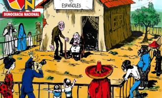 Natalidad vs Inmigración<br><span style='color:#006EAF;font-size:12px;'>ESPAÑA EN PELIGRO</span>