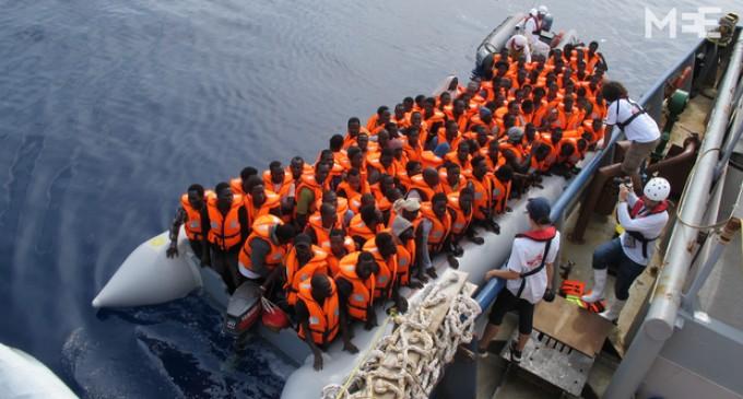 ¿Está trayendo Soros a Valencia a los soldados nigerianos (yihadistas) de Boko Haram en el AQUARIUS?<br><span style='color:#006EAF;font-size:12px;'>EL BLOG ELADIO FERNANDEZ</span>