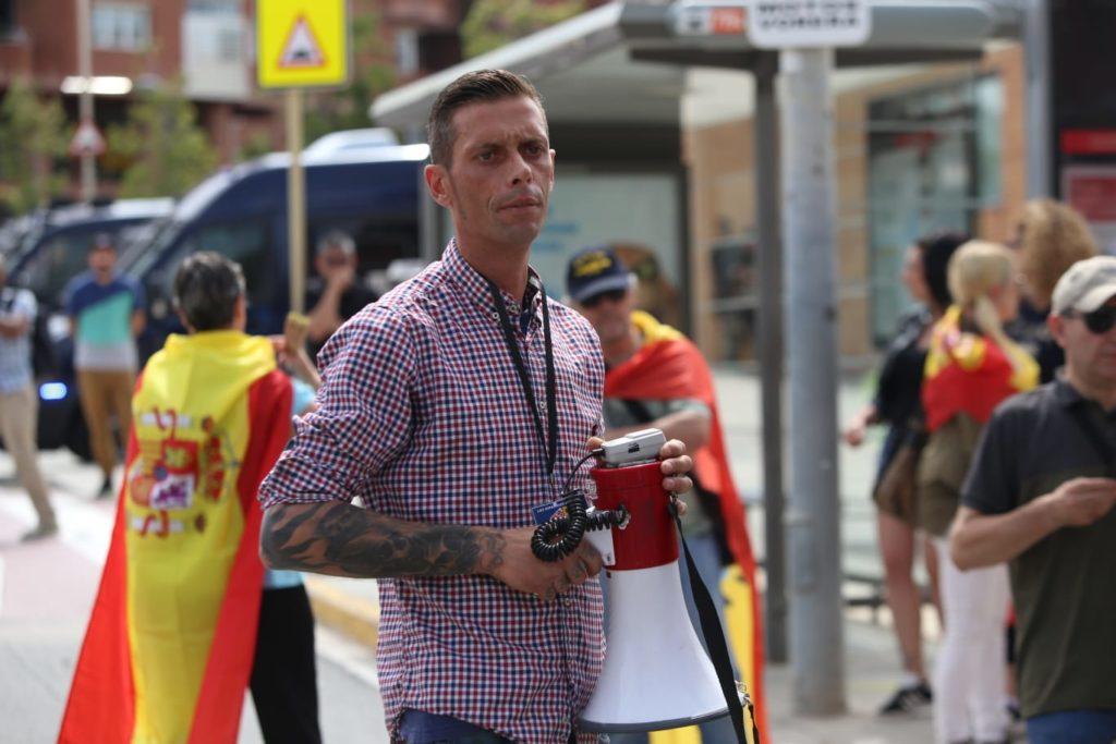 Alber Bruguera, Delegado de DN en Cataluña.