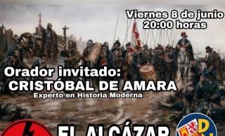 Crónica de la conferencia sobre los Tercios<br><span style='color:#006EAF;font-size:12px;'>DEMOCRACIA NACIONAL VALLADOLID</span>