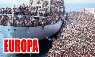 El Aquarius: el R78 acelera la invasión afro-musulmana de España<br><span style='color:#006EAF;font-size:12px;'>RADIO AQUÍ LA VOZ DE EUROPA</span>