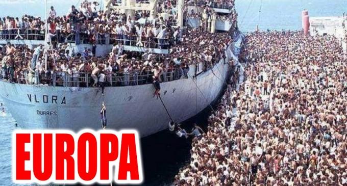 Salvamento Marítimo mete a 1.200 ilegales en España este fin de semana<br><span style='color:#006EAF;font-size:12px;'>NO ES UN RESCATE, ES UNA INVASIÓN</span>