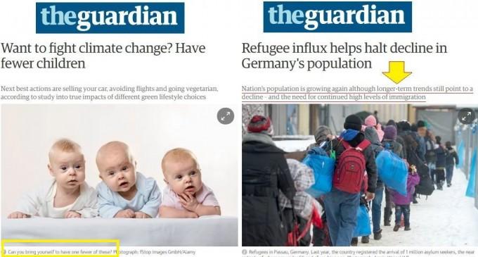 Así fomenta el Plan Kalergi la prensa europea<br><span style='color:#006EAF;font-size:12px;'>INACEPTABLE DOBLE RASERO</span>