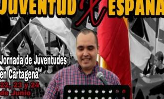 Jornadas de DNJ: ¡Juventud X España!<br><span style='color:#006EAF;font-size:12px;'>Acto de DNJ en Cartagena</span>