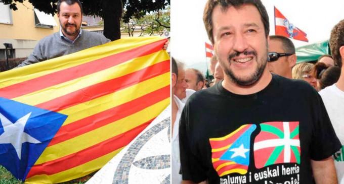 Salvini dice que España debe acoger a los próximos inmigrantes rescatados en el Mediterráneo<br><span style='color:#006EAF;font-size:12px;'>LA ALT-RIGHT NO ES DE FIAR</span>