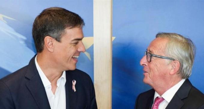 El acuerdo de la UE sobre inmigración es letal para España<br><span style='color:#006EAF;font-size:12px;'>HAY QUE SALIR DE LA UE Y CONTROLAR NUESTRA FRONTERA</span>
