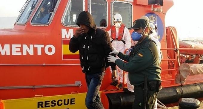 DN ante el peligro sanitario de la inmigración ilegal<br><span style='color:#006EAF;font-size:12px;'>POR ENFERMEDADES INFECCIOSAS IMPORTADAS</span>