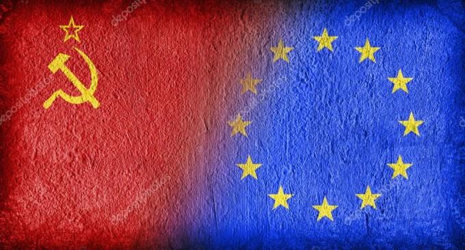 La terrible realidad detrás de la UE<br><span style='color:#006EAF;font-size:12px;'>LA UE ES LA ANTI-EUROPA</span>
