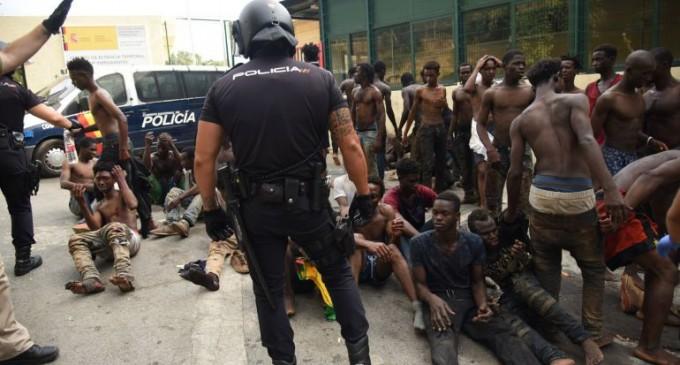 DN felicita a la Guardia Civil por la detención de diez ilegales violentos<br><span style='color:#006EAF;font-size:12px;'>DEBE HABER DEPORTACIONES MASIVAS</span>