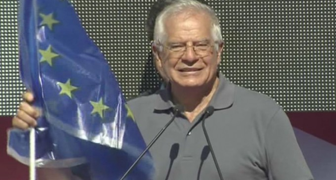 """Borrell dice en la BBC que Cataluña es una """"nación""""<br><span style='color:#006EAF;font-size:12px;'>¿UNIONISTA O TRAIDOR GLOBALISTA FEDERALISTA?</span>"""