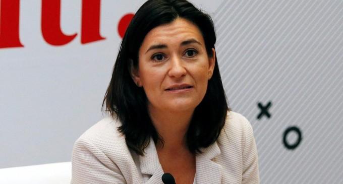 """La ex Ministra de Sanidad:""""la maternidad es esclavitud""""<br><span style='color:#006EAF;font-size:12px;'>SOLO PARA LAS ESPAÑOLAS, NO PARA LAS INMIGRANTES</span>"""