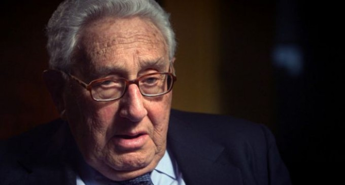 Henry Kissinger: &#8220;habrá una guerra tan terrible que sólo quedará una superpotencia&#8221;<br><span style='color:#006EAF;font-size:12px;'>¿ESTAMOS AL BORDE DE UNA NUEVA GUERRA MUNDIAL?</span>