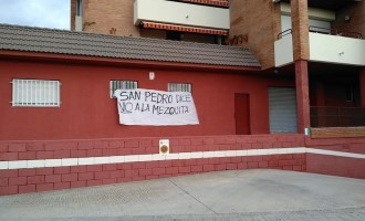 Vecinos de Tarragona: ¡Mezquita NO!<br><span style='color:#006EAF;font-size:12px;'>San Pedro y San Pablo se opone a una mezquita</span>