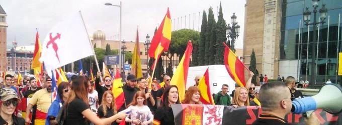 Crónica e imágenes del 12 de octubre en Montjuic (Barcelona)<br><span style='color:#006EAF;font-size:12px;'>ORGANIZADO POR DN </span>