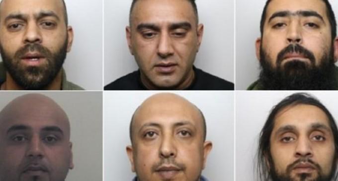 Reino Unido: siete pakistaníes declarados culpables de violar a cinco chicas menores<br><span style='color:#006EAF;font-size:12px;'>NUEVA BANDA MULTICULTURAL DE VIOLADORES</span>