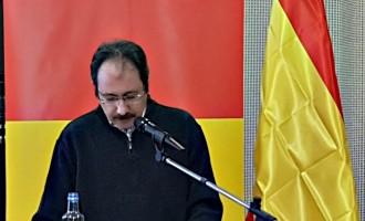 ADÑ presenta su proyecto en Valladolid.<br><span style='color:#006EAF;font-size:12px;'>Coalición euroescéptica en Pucela.</span>