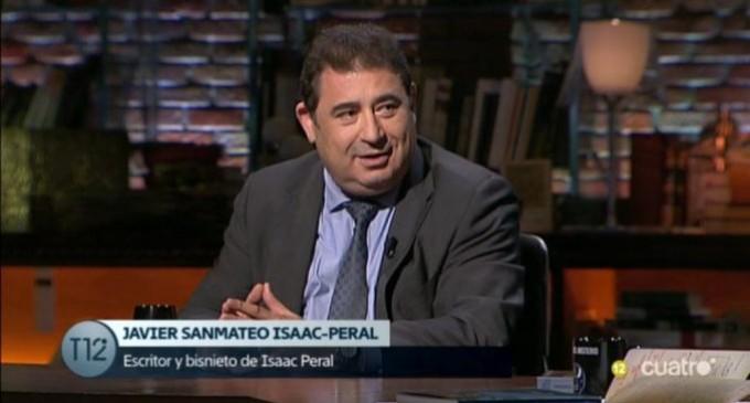 Isaac Peral, un héroe traicionado. (Cartagena)<br><span style='color:#006EAF;font-size:12px;'>Javier SanMateo Peral el 1 Diciembre en Pensamiento y acción.</span>