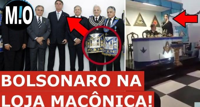¿Pertenece el presidente Bolsonaro a la masonería?<br><span style='color:#006EAF;font-size:12px;'>DETRÁS DE LA ALT-RIGHT</span>