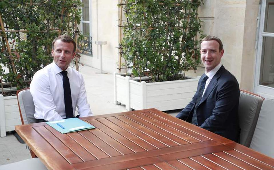 macron-reunio-zuckerberg-lideres-empresas