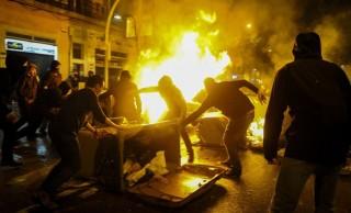 Ante los ataques de la izquierda tras la aparición de VOX en la autonomía andaluza.<br><span style='color:#006EAF;font-size:12px;'>Repunte de la violencia ultra izquierdista en España.</span>