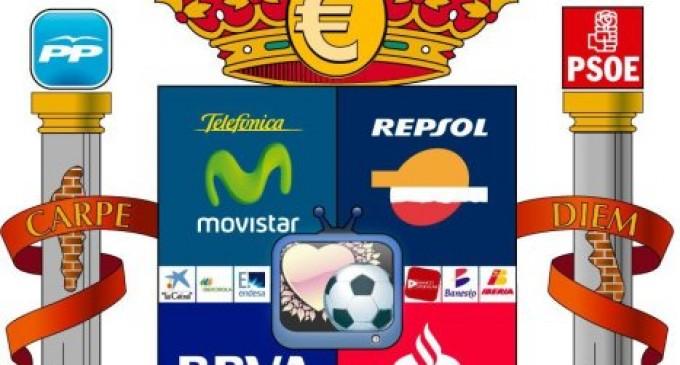 La Constitución: certificado de defunción de España / Elecciones andaluzas<br><span style='color:#006EAF;font-size:12px;'>RADIO AQUÍ LA VOZ DE EUROPA</span>