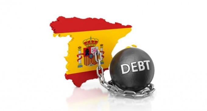 La deuda exterior de España supera por primera vez los dos billones de euros<br><span style='color:#006EAF;font-size:12px;'>ESPAÑA ESTÁ VENDIDA</span>