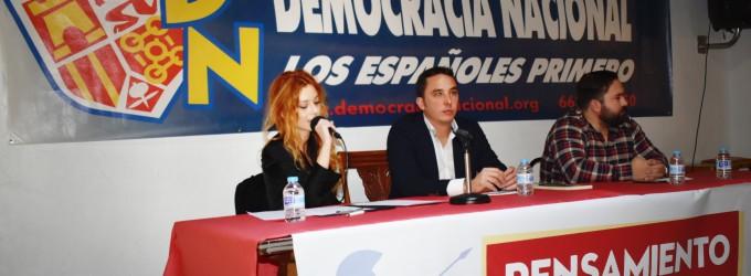 Pensamiento y Acción: crónica.<br><span style='color:#006EAF;font-size:12px;'>DN celebró su fin de curso político anual en la ciudad de Cartagena.</span>