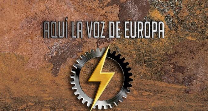 Este martes 8 de enero vuelve Aquí La Voz de Europa<br><span style='color:#006EAF;font-size:12px;'>RADIO NACIONALISTA POR INTERNET</span>