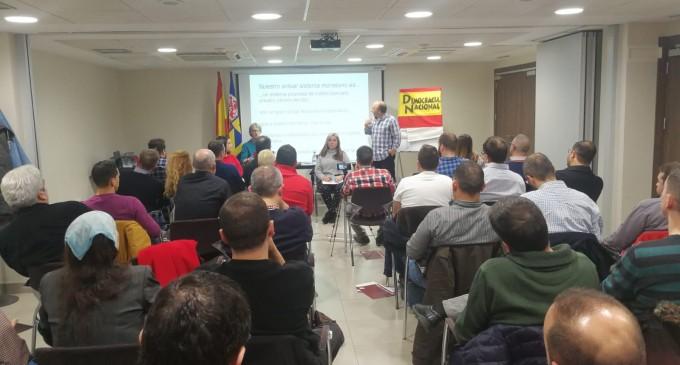"""Crónica conferencia """"SOBERANÍA MONETARIA""""<br><span style='color:#006EAF;font-size:12px;'>DEMOCRACIA NACIONAL (MADRID).</span>"""