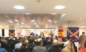 ADÑ presentó su candidatura en Santander pese a las amenazas de la ultraizquierda<br><span style='color:#006EAF;font-size:12px;'>PARA LAS ELECCIONES EUROPEAS</span>