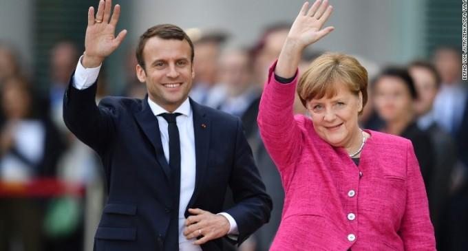 El urgente ejército europeo<br><span style='color:#006EAF;font-size:12px;'>DETRÁS DE LA ACTUAL POLÍTICA INTERNACIONAL</span>